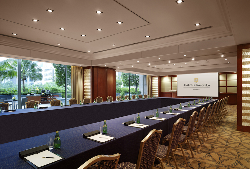 Premier Function Room Corporate Set-Up