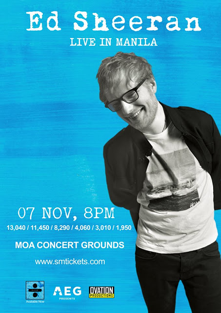 ED SHEERAN POSTER LOW RES